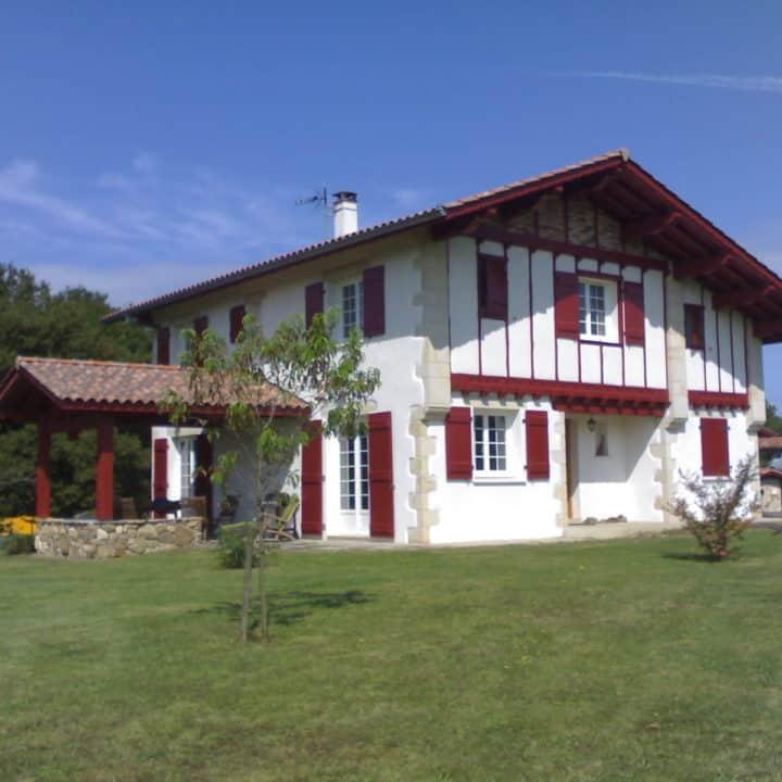 Constructeur maisons individuelles pays basque : Hirigoyen